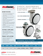 MedCaster Diagnostic Casters