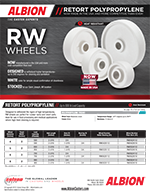 Albion Retort Wheels