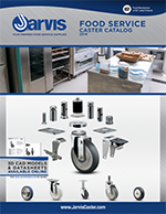Jarvis Mini Catalog - Food Service
