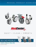 medical caster product overview